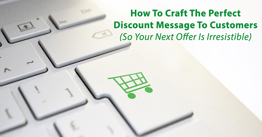 discount message