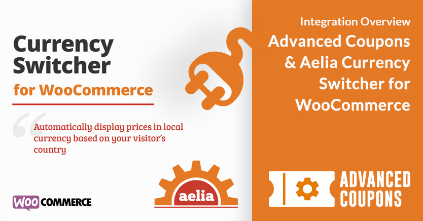 Multi Currency Aware Coupons With Currency Switcher for WooCommerce