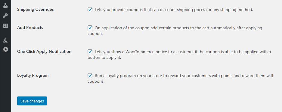 Reward points in WooCommerce