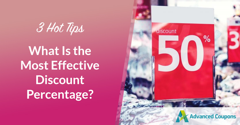 What Is the Most Effective Discount Percentage? (3 Hot Tips)
