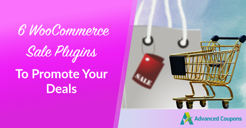 6 WooCommerce Sale Plugins To Promote Your Deals (UPDATED)