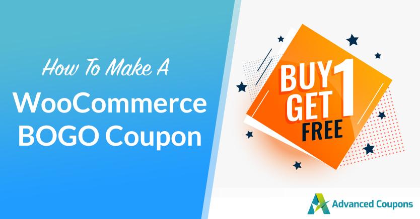 WooCommerce BOGO coupon