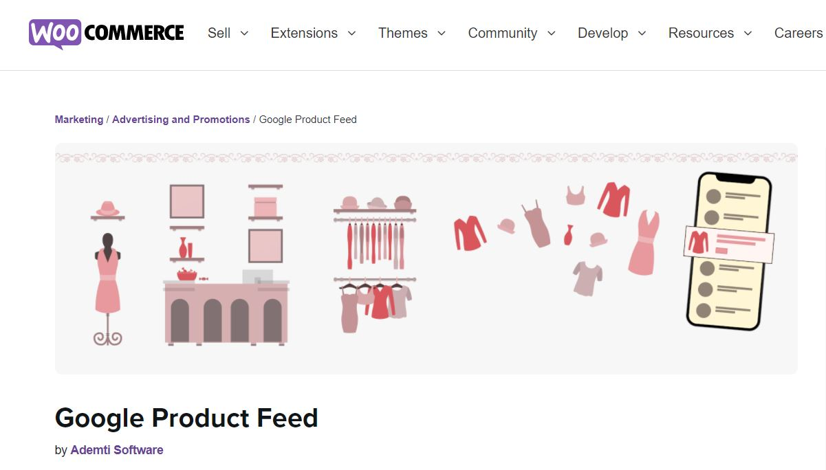 Google Product Feed is one of the best WooCommerce marketing plugins for promoting your store.