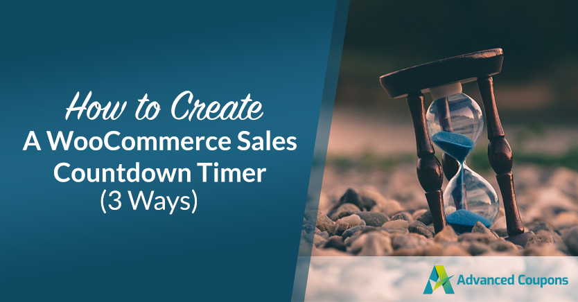 How To Create A WooCommerce Sales Countdown Timer (3 Ways)