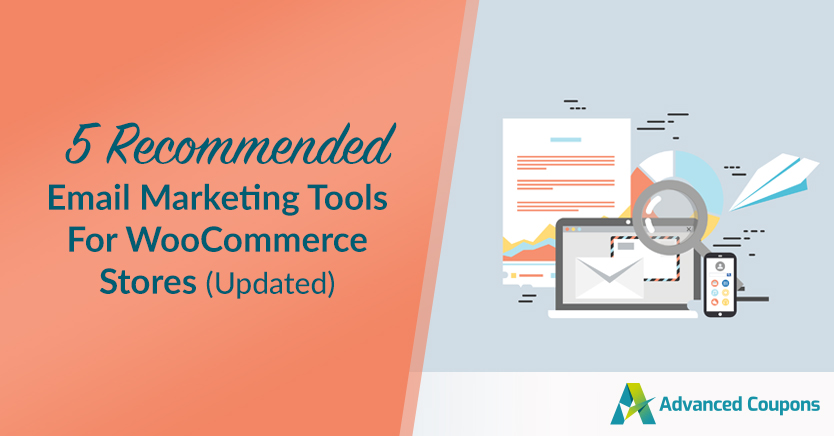 5 Recommended Email Marketing Tools For WooCommerce Stores (Updated)